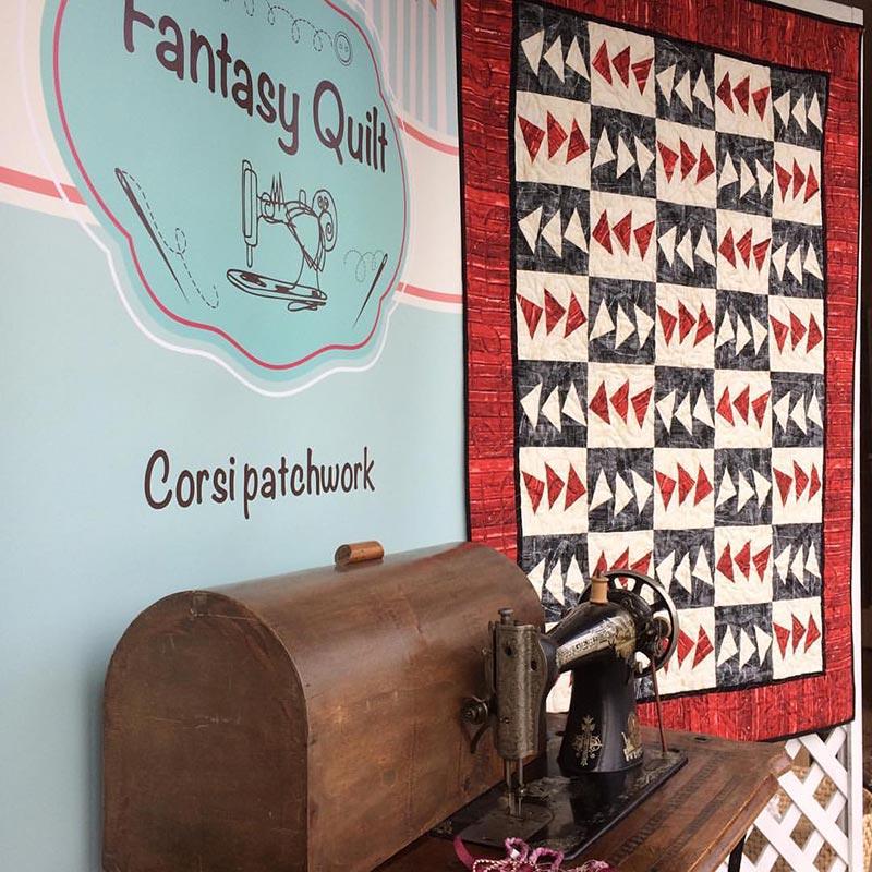 Fantasy Quilt: il punto vendita