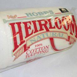 Heirloom Premium Natural 100% Cotton, 304cm x 304cm